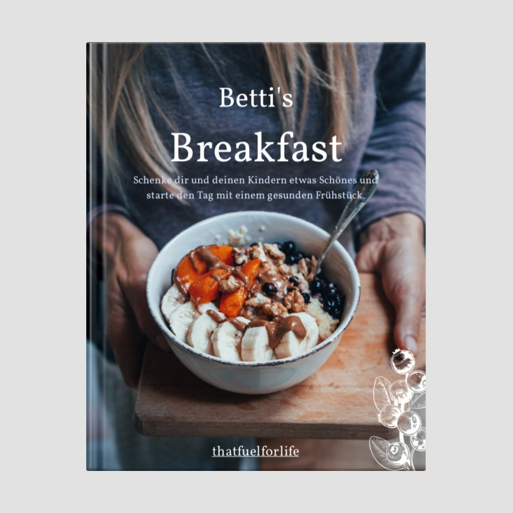 Bettis Breakfast Kochbuch