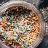 Bunte-Streussel-Zuckerfrei Rezept