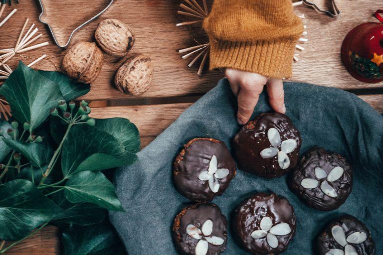 Elisenlebkuchen-vegan Rezept