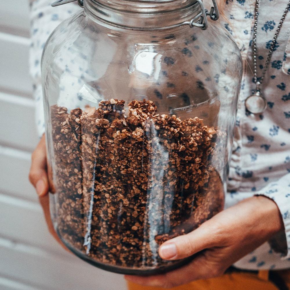 Granola Rezepte Selfmade