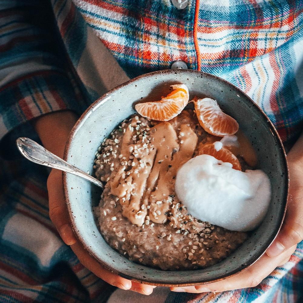 Superfood-Porridge