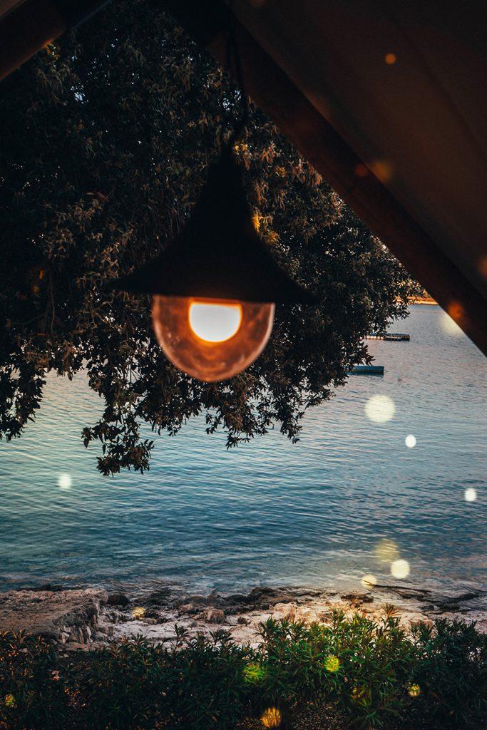 Glamping in Kroatien