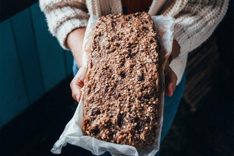 Hafer Brot Glutenfrei