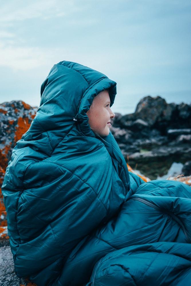 Camping mit Jack Wolfskin
