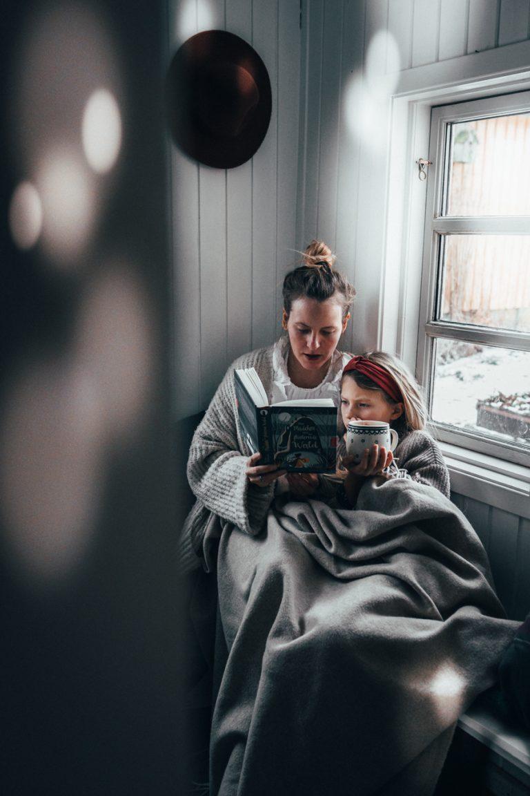 Das Mädchen un der flüsternde Wald I Oetinger Verlag