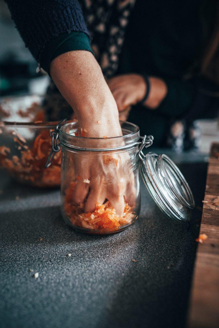 Gemüse-Fermentieren-Rezept